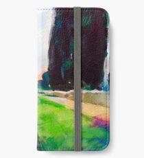 Cypresses iPhone Wallet