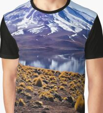Blue Mountain Graphic T-Shirt