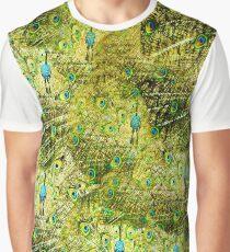 Novella Teal Graphic T-Shirt