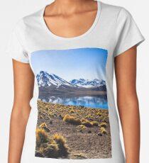 Blue Mountain Women's Premium T-Shirt
