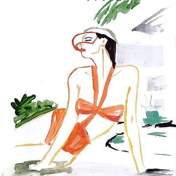Palma by kaillustration