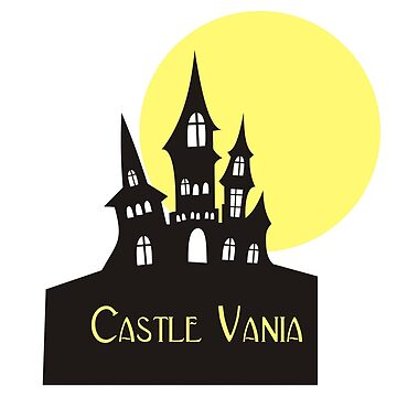 CASTLE VANIA TSHIRT by calvindaws