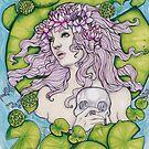 lotus by CupcakeRo