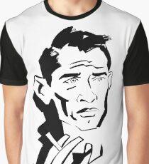 Smoking Graphic T-Shirt