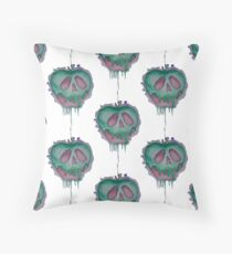 Something Wicked-White Collection Throw Pillow