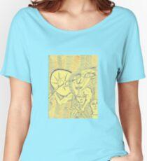 piercing the shadows Women's Relaxed Fit T-Shirt