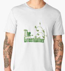 The Greenfather: Environmental Parody Men's Premium T-Shirt