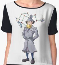 Inspector Gadget Women's Chiffon Top