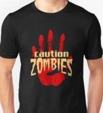 Caution Zombie T-Shirt