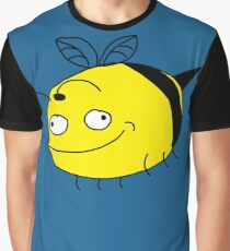 Bee-positiv-ver.2 Graphic T-Shirt
