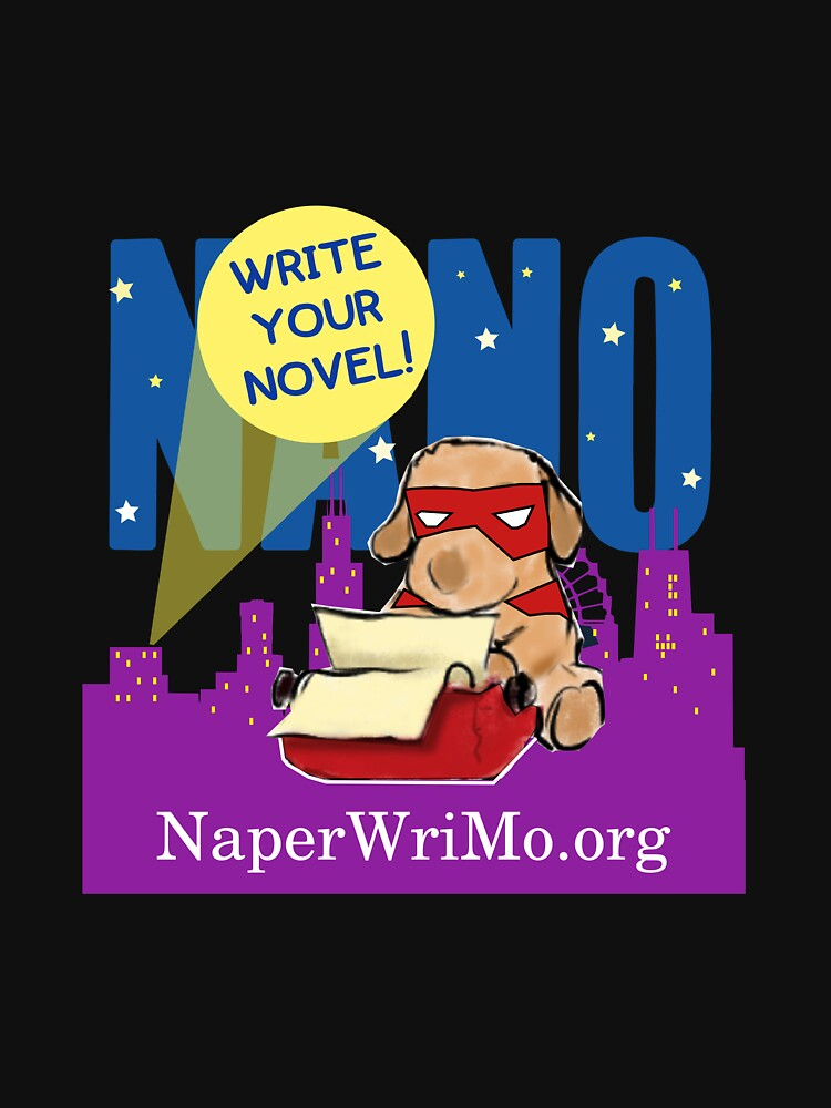 NaperWriMo 2017 by NewMexicoKid