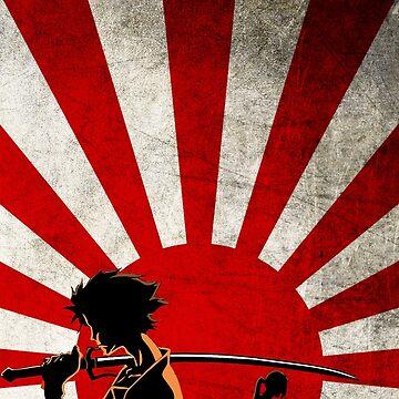 Samurai - Rising Sun by metalcharisma