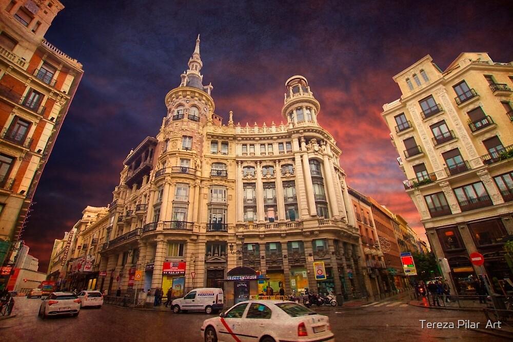 plaza canalejas. madrid by terezadelpilar ~ art & architecture