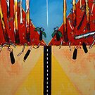 """He Who Explores"" 2008 by peterbiram"