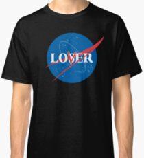 Loser Lover Nasa Mashup Classic T-Shirt
