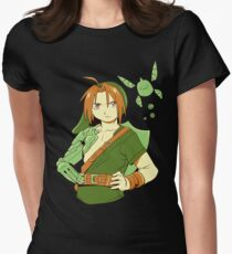 Legend of Elric Women's Fitted T-Shirt