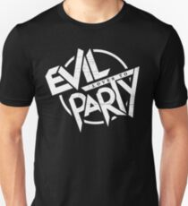 Evil Loves To Party T-Shirt