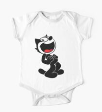 Felix the laughing cat One Piece - Short Sleeve