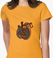 Chomp chomp! Women's Fitted T-Shirt