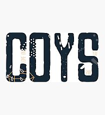 *** Come on you Spurs ***  Photographic Print