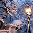 Dreaming of a White Christmas by Clive
