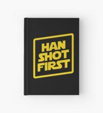 Han Shot First Hardcover Journal