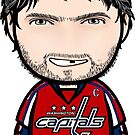Alexander Ovechkin (with beard) by rellicgin