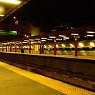 Night Train-Boston South by Lee Donavon Hardy