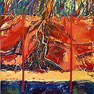 """Murray River"" 2008 by peterbiram"
