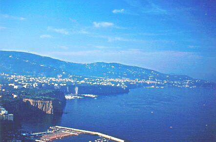 The Beautiful Amalfi Coast by caroler