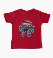 Zombie Cassette Tape Kids Clothes