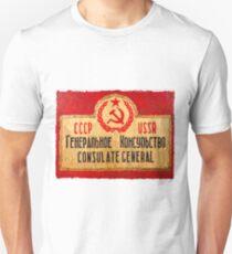 CCCP USSR Consulate General T-Shirt