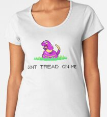 Dont Tread on Ekans Women's Premium T-Shirt