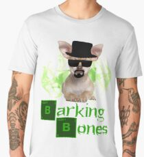 Breaking Bad Parody Chihuahua funny, humor, dog t-shirt Men's Premium T-Shirt