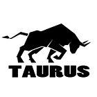 Taurus bull  by Yoshi2000man
