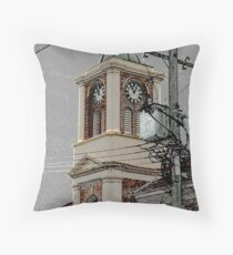 west end 12 Throw Pillow