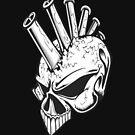 Skull mechanics by Julianco