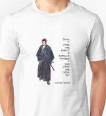 Miyamoto Musashi Excerpt Unisex T-Shirt