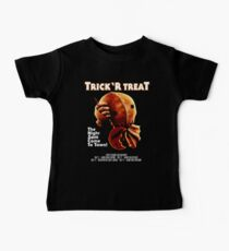 Trick 'r Treat Halloween Mashup T-Shirt Baby Tee
