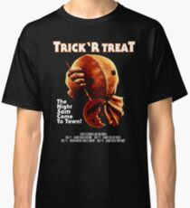 Trick 'r Treat Halloween Mashup T-Shirt Classic T-Shirt