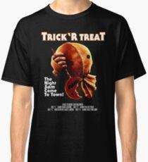 Trick 'r Treat Halloween Mashup T-Shirt Classic T-Shirt