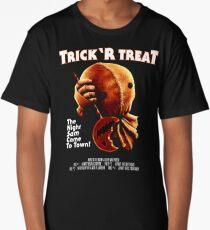 Trick 'r Treat Halloween Mashup T-Shirt Long T-Shirt