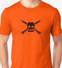 Teenage Pixel Rocket T-Shirt
