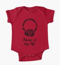 Music is my Life... Kids Clothes