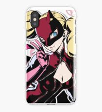 Ann Takamaki All Out Attack iPhone Case