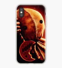 Trick 'r Treat Halloween Poster iPhone Case