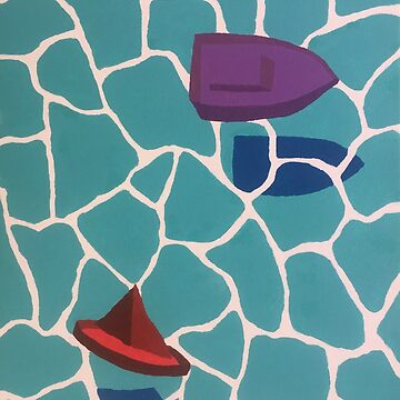 Shallow Water by SIKosofskyArt