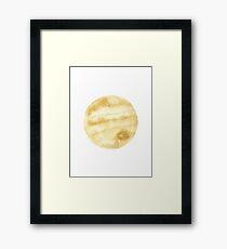 Jupiter Art Prints, Canvas Prints, Framed Prints Framed Print