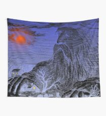 The Winter King Wall Tapestry