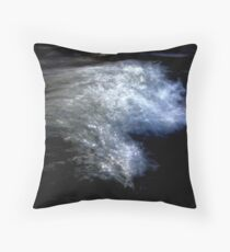 Dip In The River Throw Pillow
